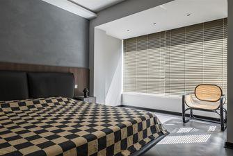 20万以上140平米别墅工业风风格卧室装修图片大全