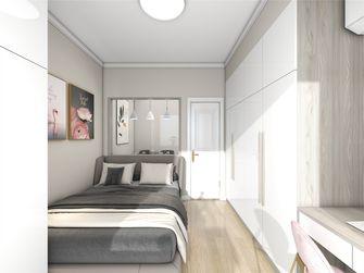 10-15万50平米小户型北欧风格卧室设计图