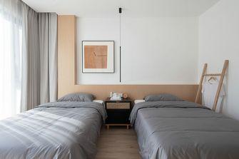 20万以上140平米三室三厅日式风格卧室图