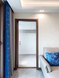 110平米三室两厅现代简约风格储藏室装修图片大全