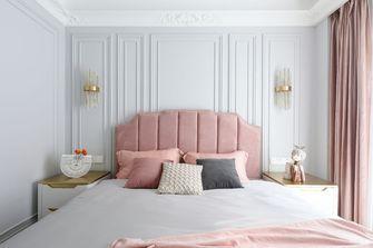 5-10万120平米现代简约风格卧室装修图片大全