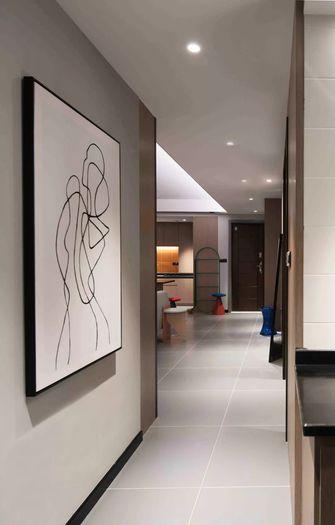 经济型130平米三现代简约风格走廊效果图