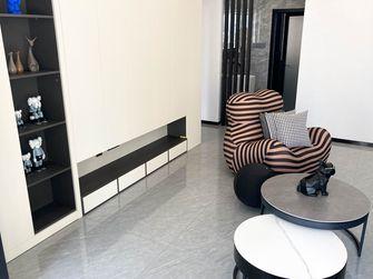 15-20万140平米四室两厅现代简约风格客厅效果图