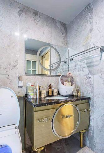 5-10万140平米四室两厅欧式风格卫生间装修案例