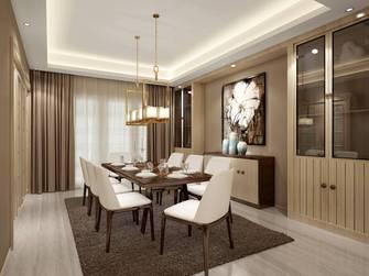 20万以上140平米四室两厅港式风格餐厅图片大全