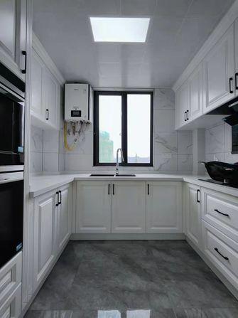140平米四室一厅中式风格厨房图