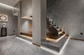 140平米别墅轻奢风格楼梯间效果图