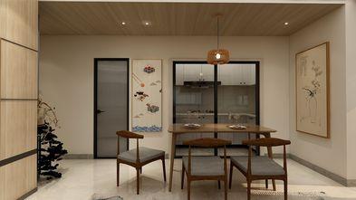 90平米三日式风格餐厅设计图