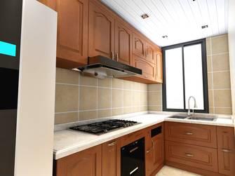15-20万80平米三美式风格厨房图片大全