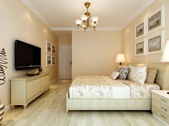 130平米三室三厅欧式风格卧室效果图
