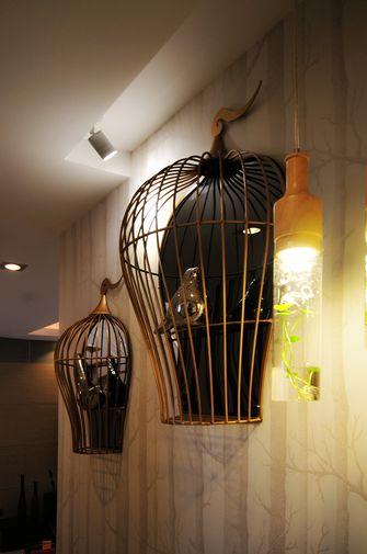 富裕型东南亚风格玄关装修效果图