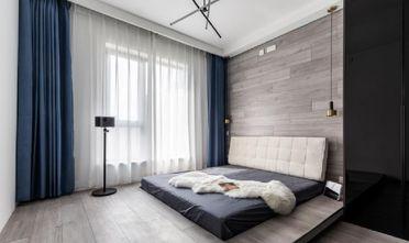 经济型70平米现代简约风格卧室欣赏图