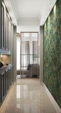 富裕型60平米三室一厅法式风格走廊装修图片大全