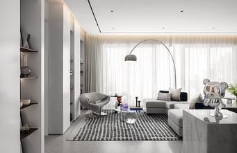 15-20万140平米四室四厅现代简约风格客厅图片大全
