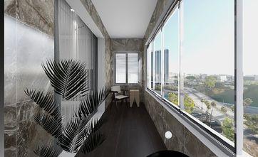三公装风格阳台设计图