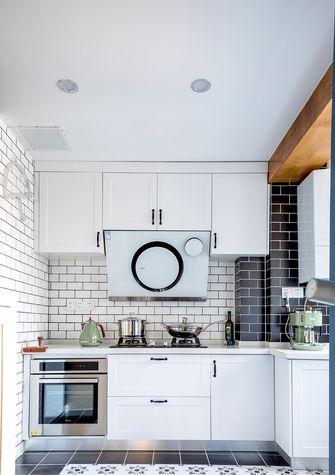 10-15万100平米三室两厅混搭风格厨房图片
