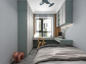 20万以上140平米三室三厅港式风格卧室设计图