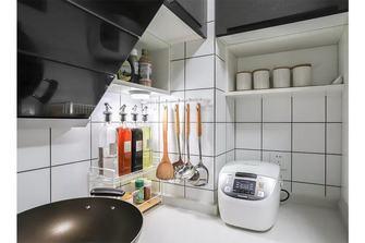 5-10万80平米三现代简约风格厨房图片大全