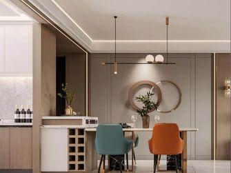 10-15万120平米三轻奢风格餐厅设计图