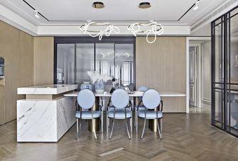 豪华型140平米别墅法式风格餐厅欣赏图
