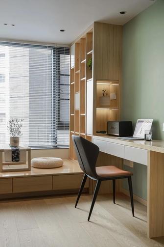 经济型40平米小户型北欧风格书房装修图片大全