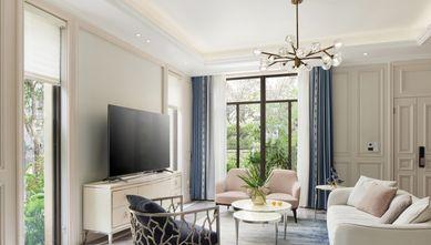 10-15万90平米三室一厅北欧风格客厅装修图片大全