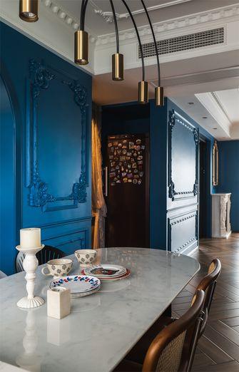豪华型140平米三法式风格餐厅欣赏图