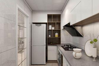 5-10万80平米美式风格厨房图