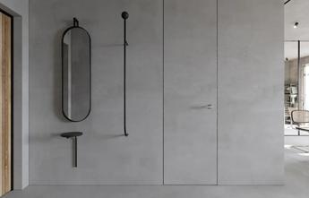 经济型90平米现代简约风格玄关设计图