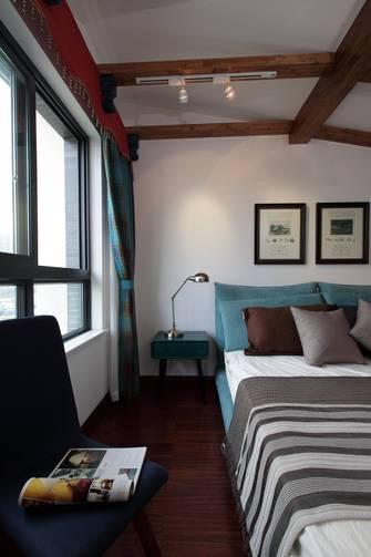 110平米三地中海风格客厅图片
