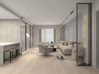 豪华型一室两厅轻奢风格客厅装修图片大全