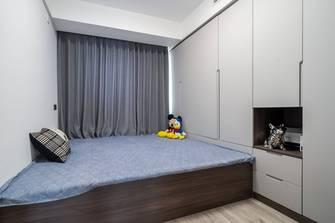 富裕型100平米三室一厅轻奢风格储藏室装修效果图