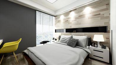 3万以下50平米小户型现代简约风格卧室图片大全