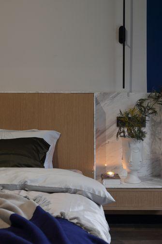 豪华型110平米四室两厅现代简约风格卧室图片