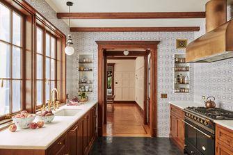 140平米中式风格厨房图片大全