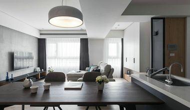 富裕型100平米四室一厅北欧风格餐厅装修案例