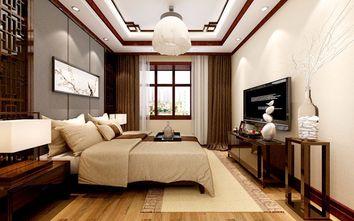 10-15万80平米三室三厅中式风格卧室图片大全