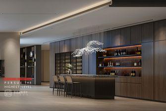 豪华型140平米别墅现代简约风格储藏室设计图