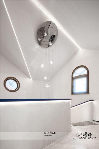 豪华型140平米别墅港式风格阁楼效果图