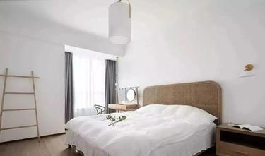 10-15万80平米中式风格卧室图片大全