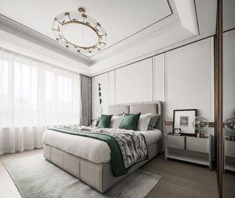 三公装风格卧室图