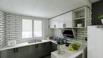 豪华型140平米四室两厅欧式风格厨房图片大全