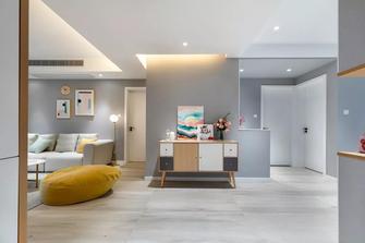 5-10万120平米四室一厅北欧风格客厅装修效果图