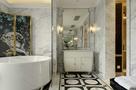 10-15万100平米三室两厅欧式风格卫生间图片