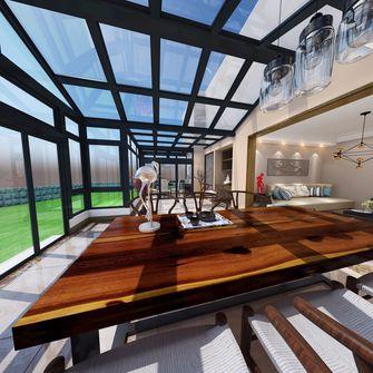 经济型120平米三室一厅港式风格客厅欣赏图