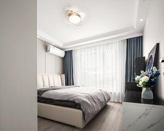 10-15万50平米轻奢风格卧室欣赏图