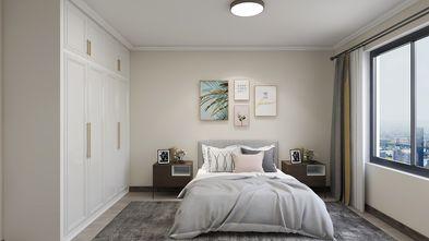 5-10万50平米现代简约风格卧室装修案例