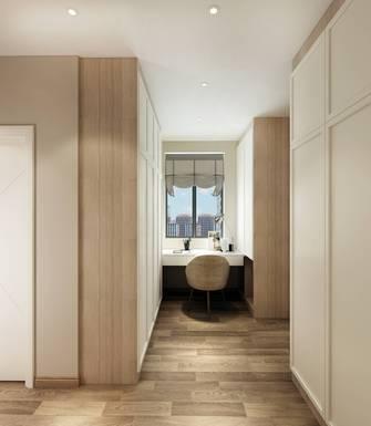 120平米四室两厅现代简约风格衣帽间图片大全
