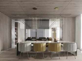豪华型140平米复式轻奢风格餐厅图片