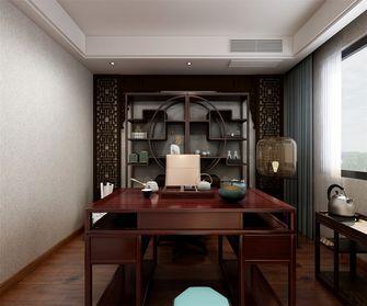 20万以上140平米四中式风格书房图片